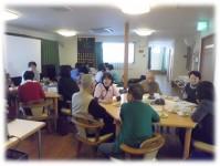 犬山事業所 認知症カフェれんげの花開催の画像