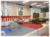 ニッケ銀羊苑甚目寺 新春餅つき大会開催の画像