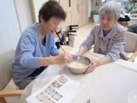 ニッケふれあいセンター小牧 「さつまいも蒸しパン作り!」の画像
