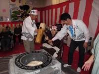 銀羊苑甚目寺&てとてニッケタウン 「餅つき大会」の画像