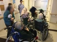 ニッケ一宮介護村 「避難訓練」の画像