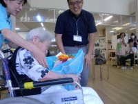 ニッケつどい加古川 「103歳のお祝い」の画像