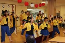 ニッケ一宮介護村 「夏祭り」の画像