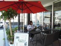 ニッケつどい市川 「コミュニティカフェにテラス席をご用意♪」の画像