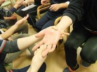 ニッケれんげの家・加古川 「ハンドマッサージの勉強会」の画像