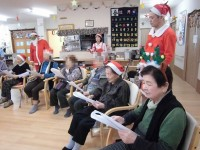 ニッケふれあいセンター小牧 「クリスマス会」の画像