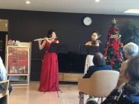 ニッケあすも市川 「クリスマスコンサート」の画像