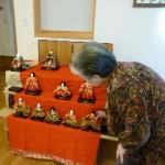 ニッケふれあいセンター今伊勢 「お雛様を飾りました!」の画像