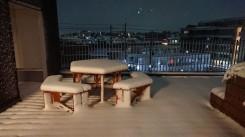 ニッケあすも市川 「雪につつまれて」の画像