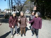 ニッケふれあいセンター今伊勢 「酒見神社へお散歩!」の画像