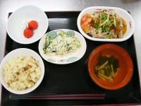 ニッケつどい加古川 「行事食【春分の日】」の画像