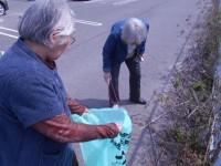 てとてニッケタウン 「地域のゴミ拾い活動」の画像