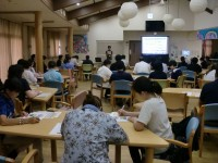 ニッケ加古川介護村 「出前講座」の画像
