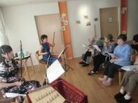 ニッケてとて加古川 「中国楽器の演奏」の画像