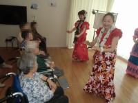 ニッケてとて加古川 「フラダンス」の画像