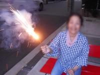 ニッケてとて本町 「夏はやっぱり、花火でしょ!」の画像