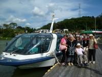 ニッケふれあいセンター今伊勢 「恵那峡で遊覧船に乗ってきました!」の画像