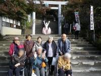 ニッケふれあいセンター犬山 「やっぱり外出最高!!紅葉ツアー1日目」の画像
