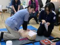 ニッケつどい加古川 「救急講習会」の画像
