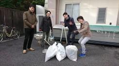 ニッケ一宮介護村 「本日の清掃活動」の画像