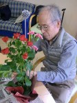 ニッケつどい加古川 笑門来福 「花飾り」の画像