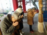 ニッケてとて本町 「初詣:御霊神社(ごりょうさん)」の画像
