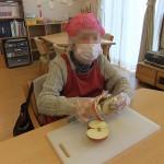 ニッケれんげの家・加古川 「れんげ特製リンゴのパウンドケーキ」の画像
