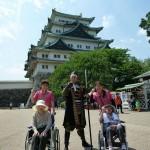 ニッケふれあいセンター今伊勢 「春の遠足 名古屋城に行ってきました!」の画像