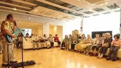 ニッケあすも市川&ニッケあすも市川ハイム「5/26 古賀さんライブ!開催しました」の画像