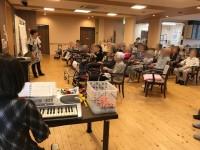 ニッケあすも加古川 「音楽療法士による音楽教室」の画像