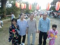 ニッケてとて加古川 「春日神社の夏祭り」の画像