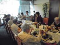 ニッケ・フェルト銀羊苑 「屋外活動(お食事会)へ」の画像