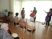 ニッケてとて加古川 「沖縄舞踊のボランティア」の画像