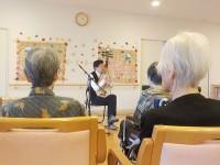 ニッケあすも一宮 「中国琵琶演奏会」の画像