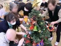 ニッケつどい加古川 「クリスマスの準備!」の画像