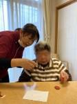 ニッケれんげの家・加古川 「今月の手作業♡」の画像
