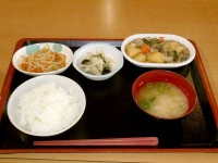 ニッケつどい加古川 「本日の昼食」の画像