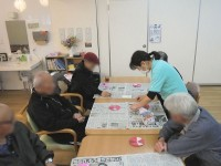 ニッケつどい加古川 「桜の壁飾り作り」の画像