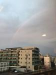 ニッケあすも市川 「虹が見えました!」の画像