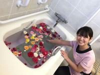 ニッケあすも市川 「BATH in ROSE バラの湯」の画像