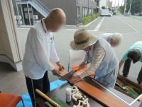 ニッケつどい加古川 「日曜大工部:進捗状況」の画像