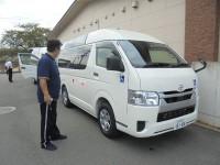 ニッケつどい加古川 「つどい加古川に新しい車がやってきた!」の画像