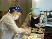 ニッケてとて加古川 「かぼちゃのパンケーキ作り」の画像