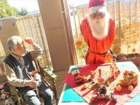 ニッケあすも一宮 「クリスマスの飾り付け」の画像