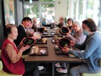 ニッケあすも市川 「カフェレク~お寿司」の画像