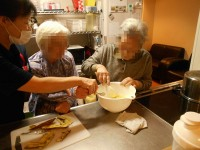 ニッケてとて本町 「いただき物のお芋さんでスイートポテト作り!」の画像