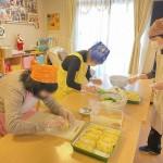 ニッケれんげの家・加古川 「今年最後のランチクッキング♪♪」の画像