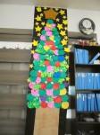 ニッケつどい加古川 「クリスマスツリー完成!!」の画像