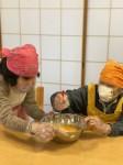 ニッケれんげの家・加古川 「手作りクリスマスケーキ」の画像