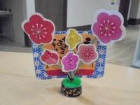 ニッケつどい加古川 「新春ミニ飾り作成しました。」の画像
